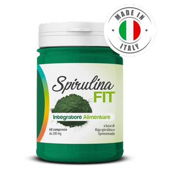 integratore spirulina fit